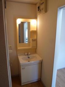 アーバンM 202号室の洗面所