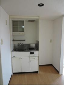 ウィンベルソロ相模野第4 202号室のキッチン