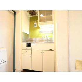 TOP桜ヶ丘第2 316号室のキッチン