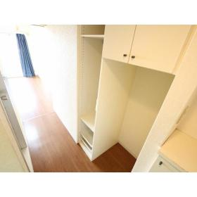 TOP桜ヶ丘第2 316号室の収納