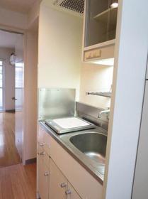 ウィンベルソロ相模野第4 403号室のキッチン