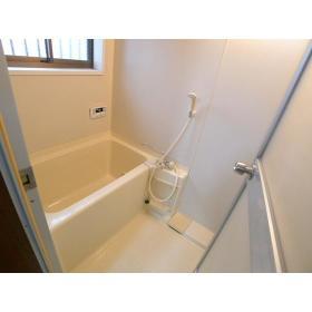 ハイツ横尾 201号室の風呂
