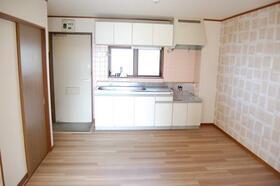 アクティブ南町田 202号室のキッチン