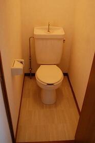 アクティブ南町田 202号室のトイレ
