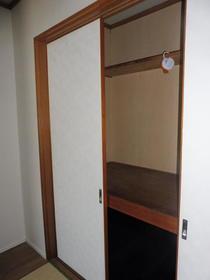 NAKⅠ 102号室の収納