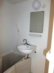 高峰コーポ 306号室の風呂