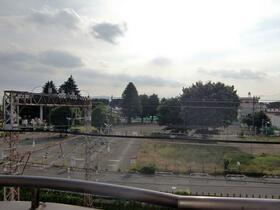 高峰コーポ 306号室の眺望