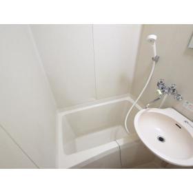 プラザドゥディーンB 102号室の風呂