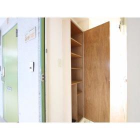 トップマンション桜ヶ丘第3 202号室の収納