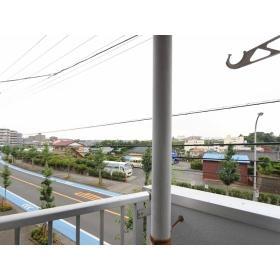 トップマンション桜ヶ丘第3 202号室の眺望