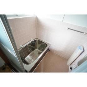 中央林間西2丁目貸家の風呂