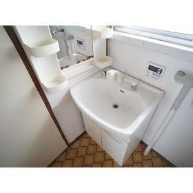 中央林間西2丁目貸家の洗面所