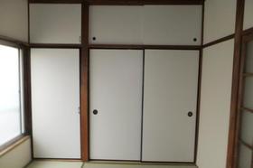 守屋ハイツ 102号室の収納