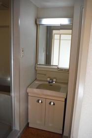 荻窪ハイツ 101号室の洗面所