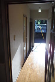 荻窪ハイツ 101号室の玄関