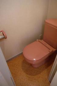 荻窪ハイツ 101号室のトイレ