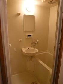 レスト 203号室の風呂