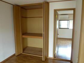 レスト 203号室の収納