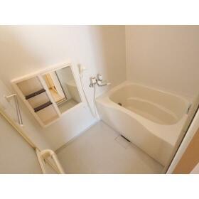 ハイラーク桜ヶ丘XI 201号室の風呂