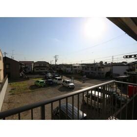 ハイラーク桜ヶ丘XI 201号室の眺望