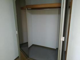 第2林マンション 303号室の収納