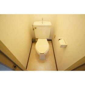 アルスチトセ 302号室のトイレ