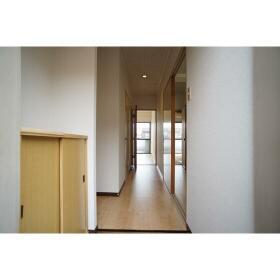 アルスチトセ 302号室の玄関