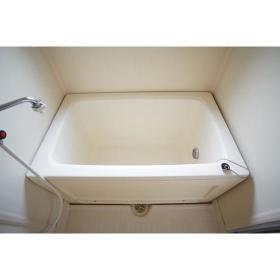 コーポ松下 201号室の風呂