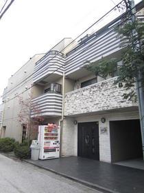 グランヴァン新宿柏木外観写真