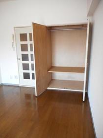 グランコート長津田 304号室の収納
