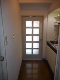 グランコート長津田 304号室の玄関