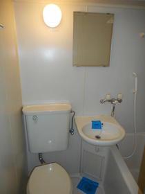 グランコート長津田 304号室の風呂