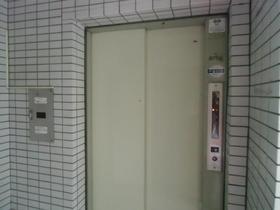 シルフィード相武台 405号室のエントランス