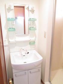 サン・セレーノ 305号室の洗面所