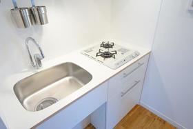 つかさビル 302号室のキッチン