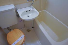 つかさビル 302号室の風呂