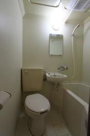 スカイコート相武台 404号室の風呂