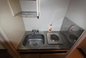 スカイコート相武台 404号室のキッチン