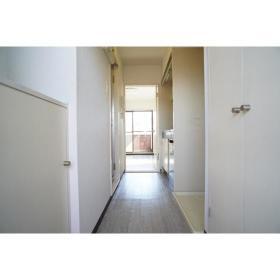 セザール第2鶴間 406号室の玄関