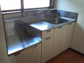 シティハイムAIZAWA D 102号室のキッチン