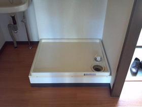 シティハイムAIZAWA D 102号室の洗面所