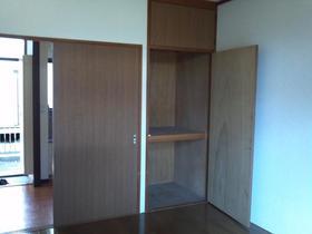 シティハイムAIZAWA D 102号室の収納
