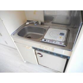 キャロットハウス町田 203号室のキッチン