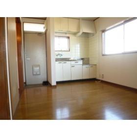NAK-Ⅲ 201号室のキッチン