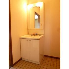 NAK-Ⅲ 201号室の洗面所