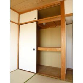 NAK-Ⅲ 201号室の収納