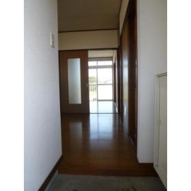 NAK-Ⅲ 201号室の玄関