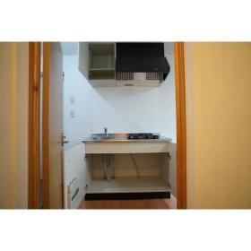 リヴェール南林間 204号室の収納