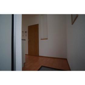 リヴェール南林間 204号室の玄関