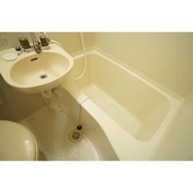 サンリバティ相模大野 203号室の風呂